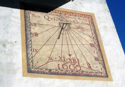 Sundials of Venosc
