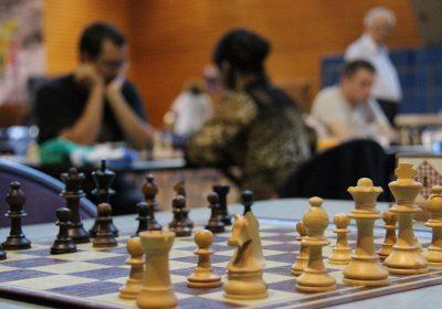 International chess festival