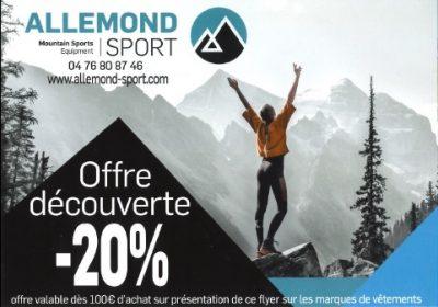 Allemond Sport