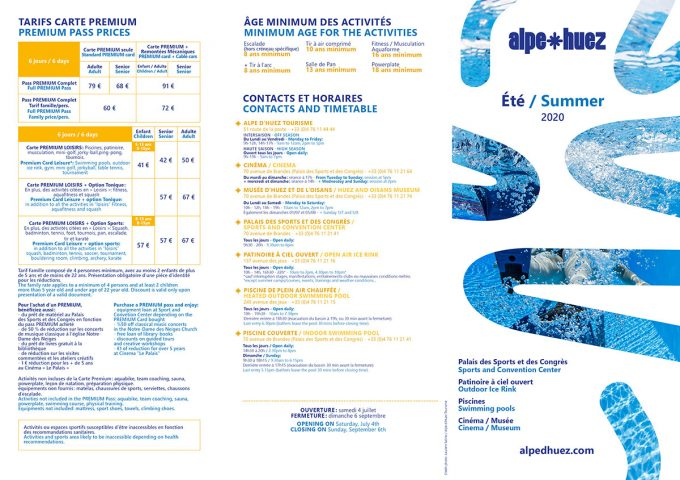 Premium Card Summer