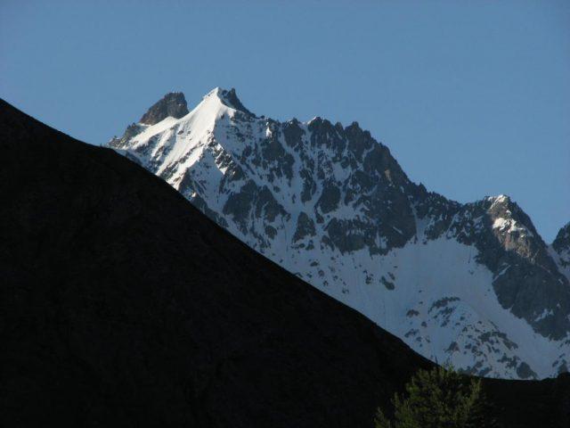 Somptuous decor – Refuge de la Chamoissière – Villar d'Arène – La Grave