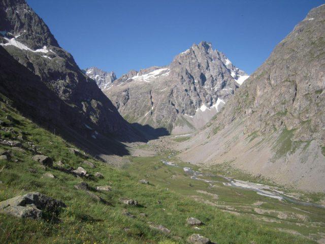 Les Sources de la Romanche – Refuge de la Chamoissière – Villar d'Arène – La Grave
