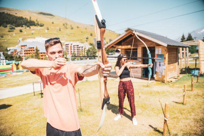 Archery Arcs et Flèches