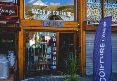 Hair dresser: L'atelier