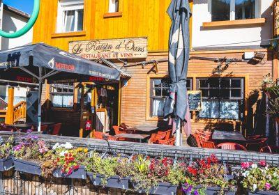 Restaurant Le Raisin d'Ours