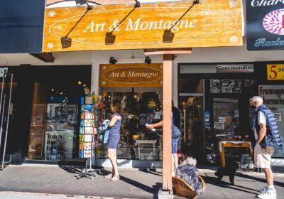 Decoration – Art & Montagne