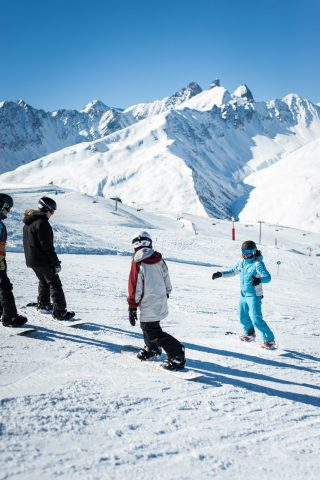 International Ski School St Christophe
