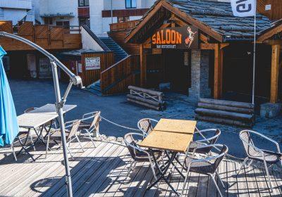 Restaurant Le Saloon