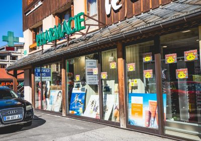 Pharmacie du Glacier