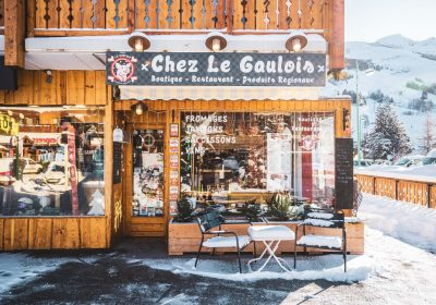 Local Produce – Chez Le Gaulois