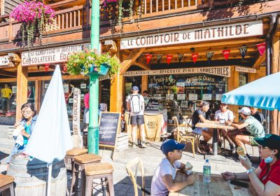 Local produce – Le Comptoir de Mathilde