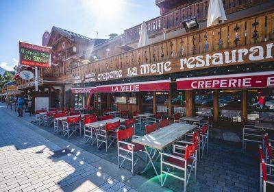 Restaurant Crêperie de la Meije