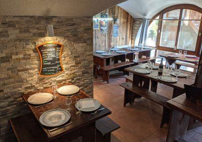 Restaurant Pizzeria Le Roy Ladre
