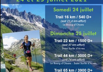 Etendard Trail