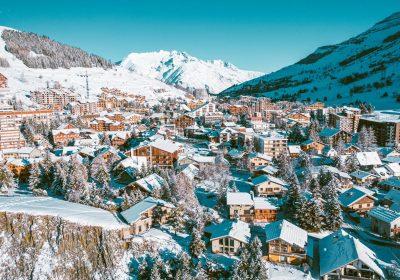 Free shuttle Les 2 Alpes