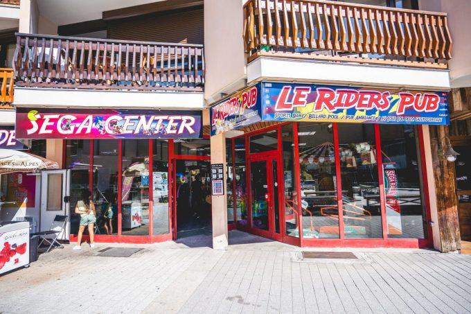 Sega center Le Palace