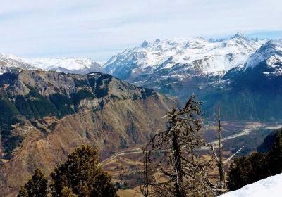 Villard Reymond – the highest village in Isère