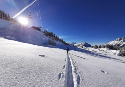 """Mountain activities with """"le Bureau des Guides"""""""