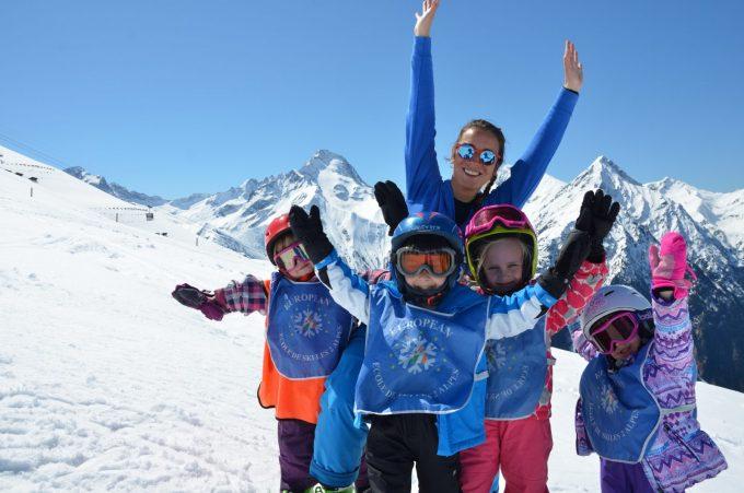 European ski school