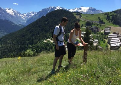 Permanent nature orientation course for adults: discovering Auris en Oisans