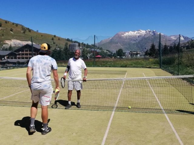 Tennis Club Les 2 Alpes