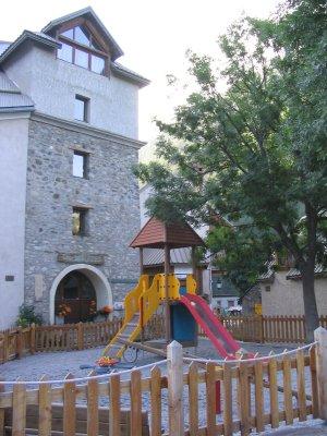 Guest House Hotel  Les Melezes (8)