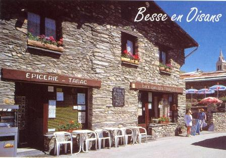 Bar restaurant des Touristes