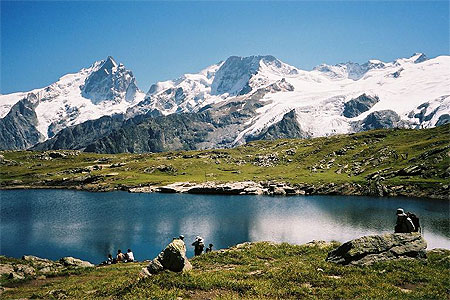 Hiking itineraries to lakes (5)