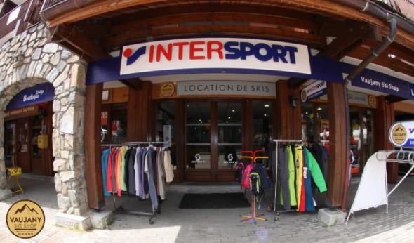 Vaujany Ski Shop