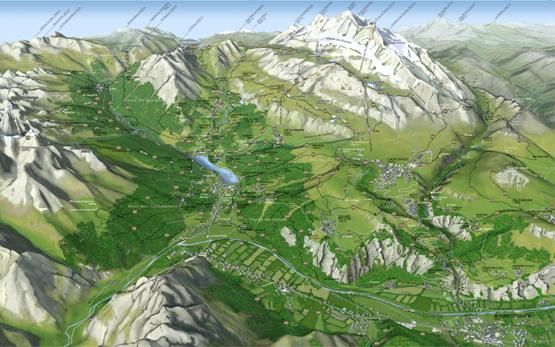 Randonnée : La Cascade de la Fare (3)