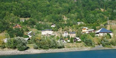 Randonnée : Barrage du Verney (1)