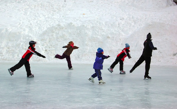 Ice rink in Arsine (4)