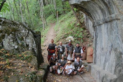 La Porte romaine de Bons (3)