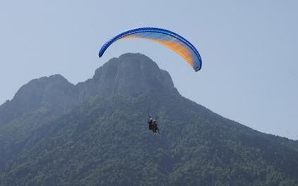 Parapente : 2 Alpes parapente