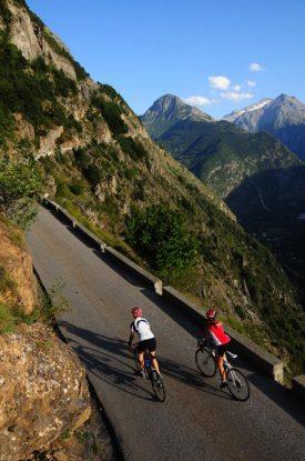Route panoramique : la route des Roches