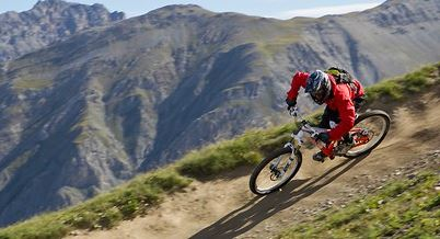 Grand Tour of the Oisans on mountain bike (2)