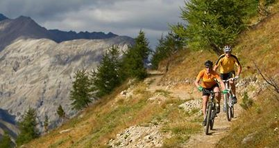 Grand Tour of the Oisans on mountain bike