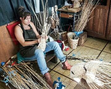 Basketwork of La Meije – Internships and workshops (1)