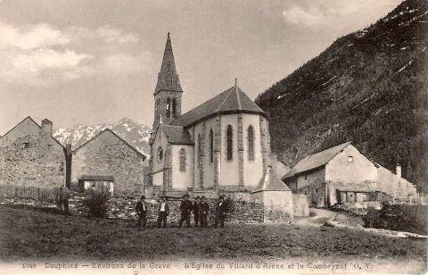 Parish Church of St Martin de Villar d'Arène (3)