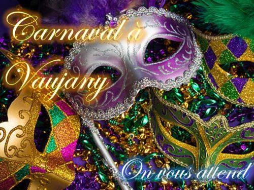Carnival in Vaujany