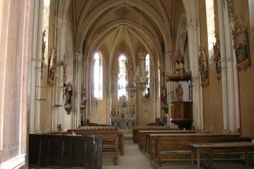 Parish Church of St Martin de Villar d'Arène