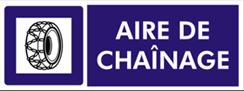 Aire de Chainage